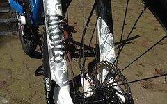 Nicolai Team BMXTB Größe M mit CarbonGates Drive - Dirt