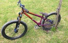 Leafcycles Psycedelic Haze Custom