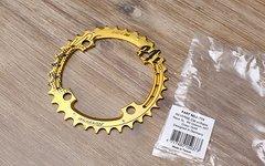 Reverse Components Race SL Kettenblatt 34T gold *NEU*