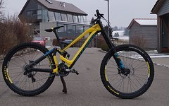 Mondraker Summum Pro Carbon *Large* 2017