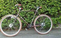 Gazelle Vintage mit Licht 10 Gang