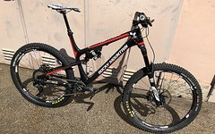 Rocky Mountain Altitude 770 MSL XL Carbon