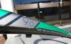 Trek Fuel EX 9.8 Carbon X0 / XX / ZTR Arch
