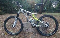 NS Bikes Soda FR 2013