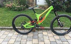 Specialized Demo 8 2016 alloy 650b