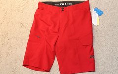 Fox Ranger Shorts RED 34