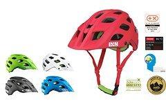 IXS RS Trail Helm, Farbe Blau, Gr. XS/S