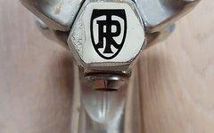 Ritchey Classic/Retro Sattelstütze Silber 27,2 mm