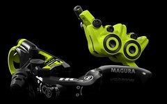 Magura MT7 Danny MacAskill Raceline Scheibenbremse Set NEU