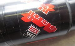 Rock Shox Monarch 2.1 190x50 NEU