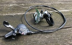 Shimano Deore Umwerfer / Trigger