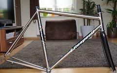 Litespeed Classic Titanium Rahmen & Reynolds Carbon Gabel