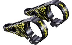 Reverse Components Vorbau Black one Direct Mount Yellow Stem