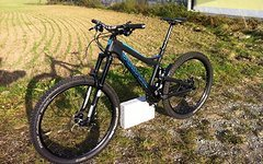 Propain Tyee Custom 650 B, M Custom Aufbau 2015 Gr.M black