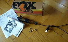 Fox  Racing Shox Float DPS EVOL LV Factory Modell 2017 200x57 Remote