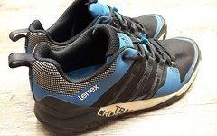 Adidas Terrex Trail Cross 2016 Gr. 42 2/3 schwarz blau