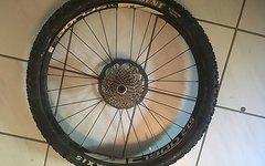 DT Swiss Spline 27,5 Zoll Enduro Laufradsatz