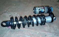 Fox DHX 4.0 228x70