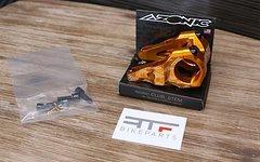 Azonic Club Stem 31,8mm Direct Mount Orange *NEU*