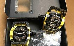 DMR V-Twin Pedal limette