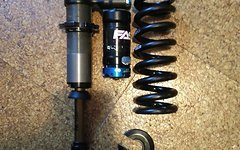 Fox Rc4 Kashima (Fast Suspension Tuning) 222*70 mm
