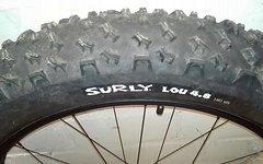"Surly Lou 120 tpi Fatbike Reifen 26 x 4.8"""