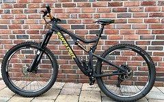 Santa Cruz Bronson C Large 2014/2015 + Garmin EDGE 520