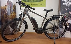 Diamant E-Bike Messemodell Bosch Performance CX Gr. L