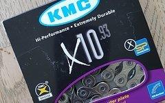 KMC X10.93 Kette 10 fach