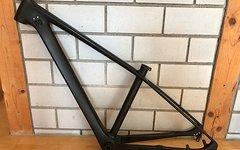 """29"""" Carbon Rahmen Größe S (16""""), schwarz-matt"""