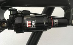Rock Shox Monarch XX 165mm