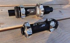 """DT Swiss Naben 240s """"XRC 1200 Spline"""": Ratchet System Straightpull Disc Center Lock BOOST 12 x 148 und 15 x 110 NEU aus XRC 1200 Spline Laufradsatz"""