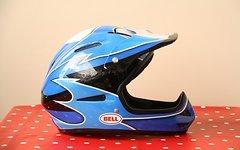Bell Fullface Helm Gr. M (56-58cm)