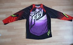 Fly Racing Trikot Jersey langarm Size M neuwertig