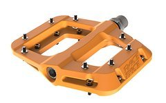 Race Face Chester Composite Flatpedal orange