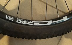 Veltec Laufradsatz Vuelta DH mit Veltec Naben