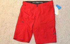 Fox Ranger Shorts RED 34
