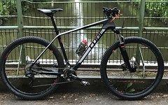 Cube Reaction GTC Carbon Fahrrad 29 Zoll Rahmengröße '21