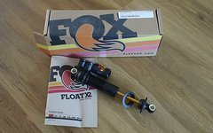 Fox DHX2 Coil Factory Dämpfer 241x76
