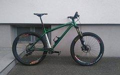 "NS Bikes Eccentric Cromo 27,5"" Hardtail Trail"
