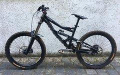 Specialized Status Demo auch Tausch gegen Allmountain Bike möglich