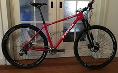 Trek Superfly 2015 Project One L