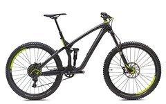 NS Bikes SNABB E2 CARBON 650B Größe M ENDURO PRO