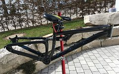 Specialized P-Slope Frame aus 2016