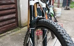 Rock Shox Pike Dual Position Air 160mm-130mm 27,5""