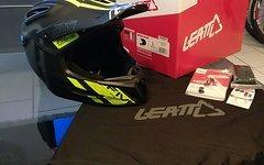 Leatt DBX 5.0 Fullface Helm in Größe L - NEU