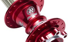 Reverse Components EVO-9 Disc HR 135/10+12mm 32H Red Rear Hub 295g