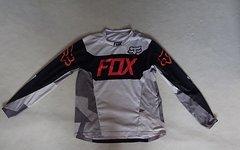 Fox Bike-Protection-Shield, Steinschlag- /Lackschutzfolie, Lackschutz, Folie