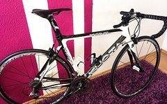 Kuota Kebel Carbon ( 7,4kg ) mit Fulcrum Racing 3 Laufradsatz