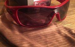 Oakley ANTIX Metallic Red Lens: Warm Grey *NEU*